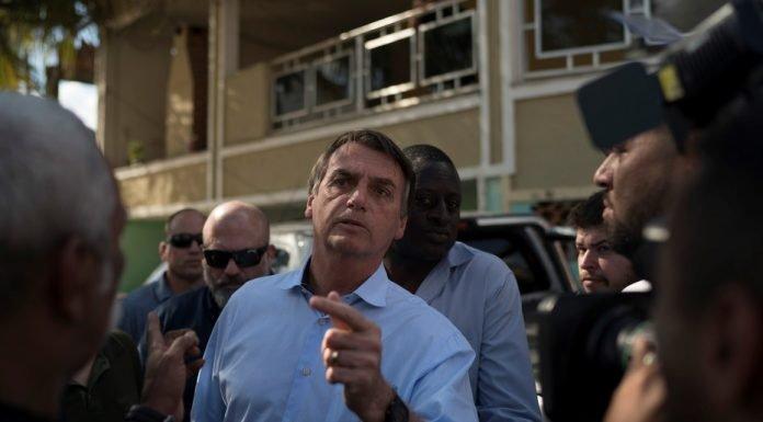 El ultraderechista Jair Bolsonaro, con más chances de llegar a un balotaje
